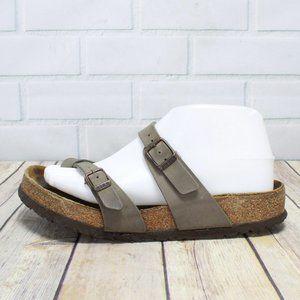 Birkenstock Mayari Toe Hugger Sandals Size 8